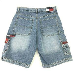 Tommy Hilfiger Flag Patch Carpenter Shorts